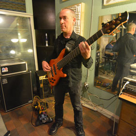 Rob Roeder - Bass player